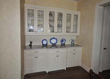 Austin Custom Cabinets Woodworking